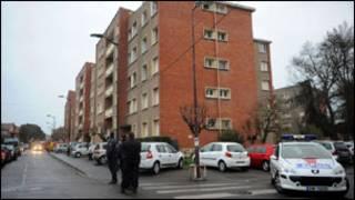 France Toulouse siege