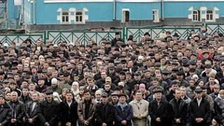 مسلمو موسكو