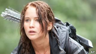Cảnh trong phim 'The Hunger Games'