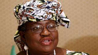 Ministar kudin Nijeriya Ngozi Okonjo Iweala