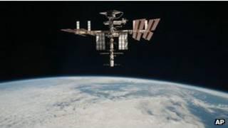 Estação Espacial Internacional (AP)