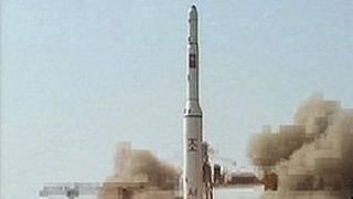 صاروخ تابع لكوريا الشمالية