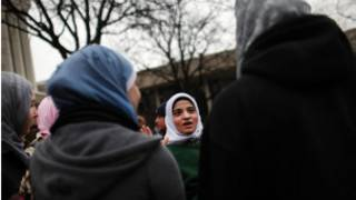 مسلمات أمريكيات