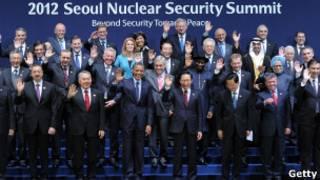 القمة النووية