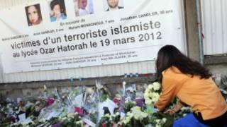 Vítimas do atirador de Toulouse