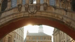 牛津大學校園