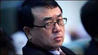 Cựu Giám đốc công an Trùng Khánh Vương Lập Quân