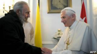 Команданте и Папа