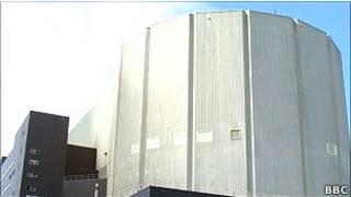 Nhà máy điện hạt nhân tại Anh