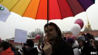 Геи в Петербурге