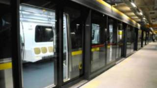 Metrô em São Paulo (Foto: Divulgação/ViaQuatro)