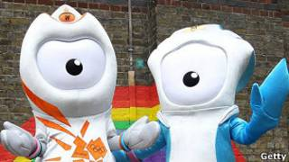Mascotes dos Jogos de Londres