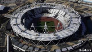 الملعب الأوليمبي في لندن