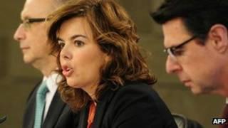 معاون نخست وزیر اسپانیا