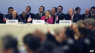 مؤتمر اصدقاء سوريا