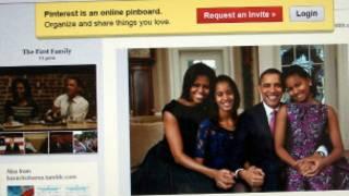 पिंटरेस्ट पर ओबामा
