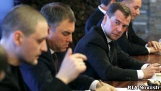 Медведев и Удальцов