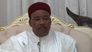 Shugaban kasar Nijar, Muhammadou Issoufou