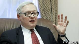 रूसी उपविदेश मंत्री