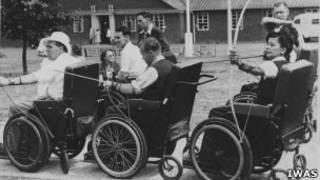 Jogos Paralímpicos em 1948 | Foto: IWAS