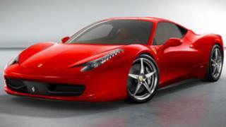 Xe Ferrari 458