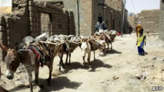 Foto de arquivo de Timbuktu, no norte do Mali