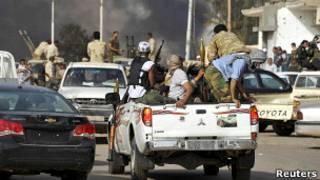 اشتباكات مسلحة في غرب ليبيا