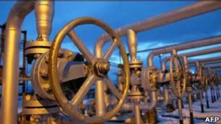 imiyoboro ya gaz