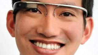 Prototipo de anteojos de Google