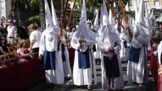 Hermandad de los negritos de Sevilla