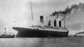 泰坦尼克號處女航