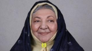 فاطمه طاهری بازیگر سینما