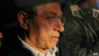 Итальянский политик Умберто Босси