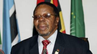 Shugaba Bingu wa Mutharika
