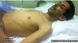 عبدالهادی الخواجه، از فعالان حقوق بشری سرشناس در بحرین