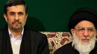 شاهرودی و احمدی نژاد