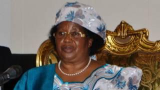 shugaba Joyce Banda ta Malawi