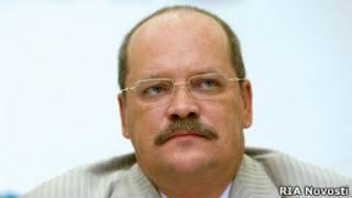 Лидер российской Партии пенсионеров Игорь Зотов