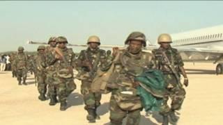 قوات حفظ السلام في الصومال التابعة للاتحاد الإفريقي