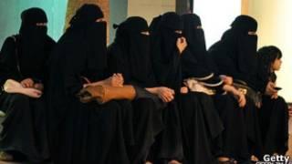 सऊदी महिलाएं