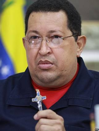 Chávez 2012/AP