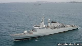 Fragata Liberal (foto: Marinha do Brasil)
