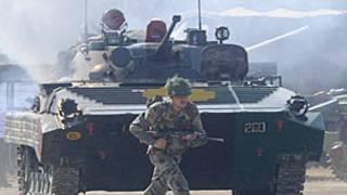 بھارتی فوج کا ایک فائل فوٹو
