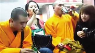 नकली बौद्ध भिक्षु Pic Courtsey: Beijing News