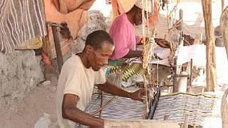 صناعة الملابس التقليدية في الصومال