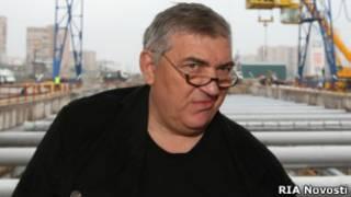 """Экс-начальник ГУП """"Московский метрополитен"""" Дмитрий Гаев"""