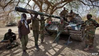 درگیریها در سودان و سودان جنوبی