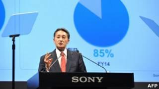 Новый глава Sony Казуро Хираи