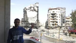 Cessar-fogo na Síria   Foto: Reuters