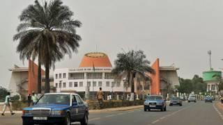 عاصمة غينيا بيساو